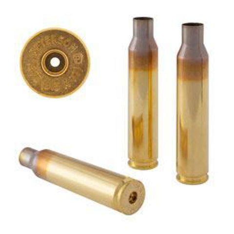 Picture of .375 CheyTac (9.5x77) Peterson Cartridge  - 50 Count