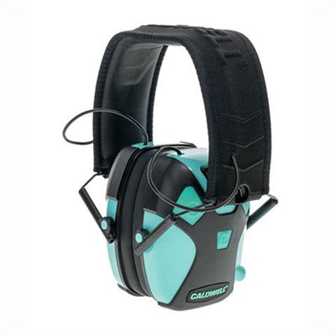 Picture of New Gen E-Max Pro Electronic Earmuff Aqua