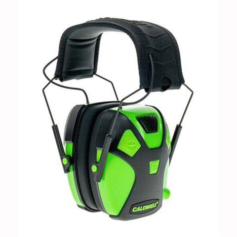 Picture of Youth E-Max Pro Electronic Earmuff Neon Green