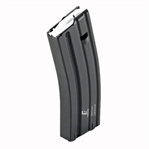 Picture of AR-15 6.5 Grendel Magazine 24rd Steel Black