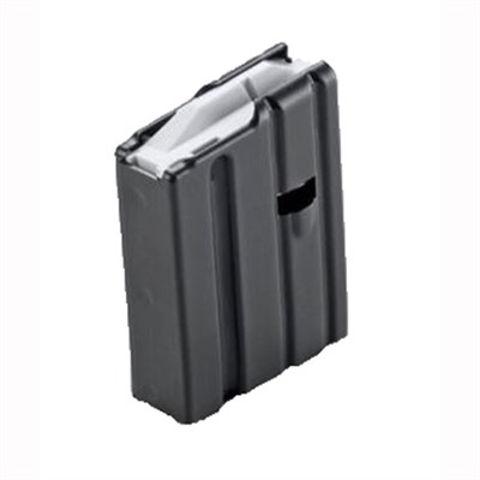 Picture of AR-15 Magazine 6.5 Grendel 4-Rd Steel Black