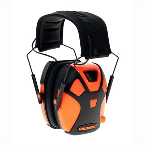 Picture of Youth E-Max Pro Electronic Earmuff Hot Coral