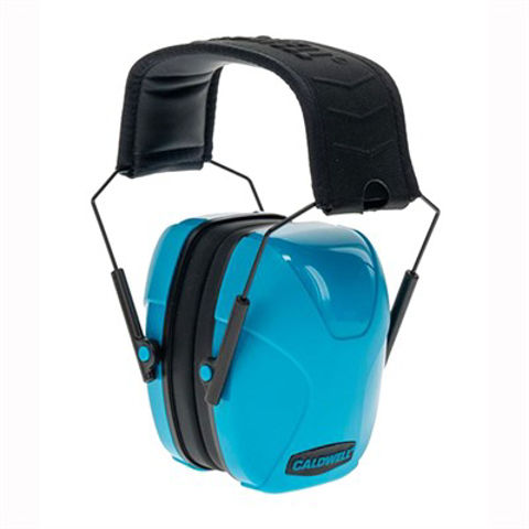Picture of Youth Passive Earmuff Neon Blue