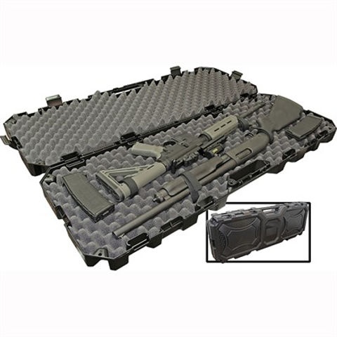 """Picture of 42"""" Tactical Rifle Hard Case Black"""