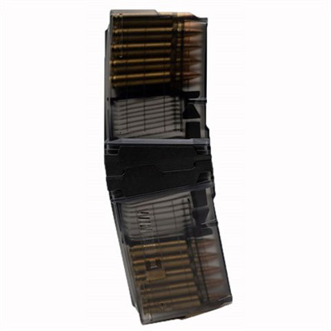 Picture of AR-15 Cross Mag 10/10 Coupling Mags 10rd 5.56 Polymer Blk