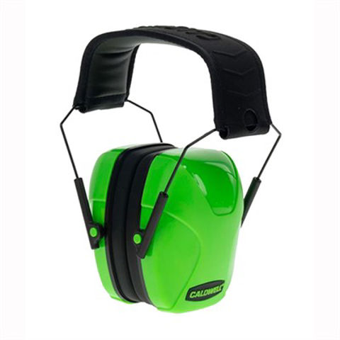 Picture of Youth Passive Earmuff Neon Green