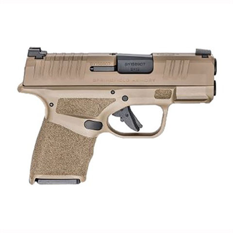 """Picture of Hell Cat 3"""" Micro Compact 9mm FDE"""