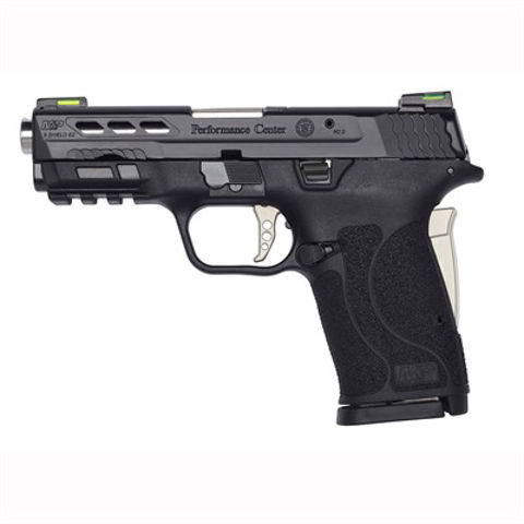 Picture of PC M&P9 Shield EZ Silver NTS 9mm