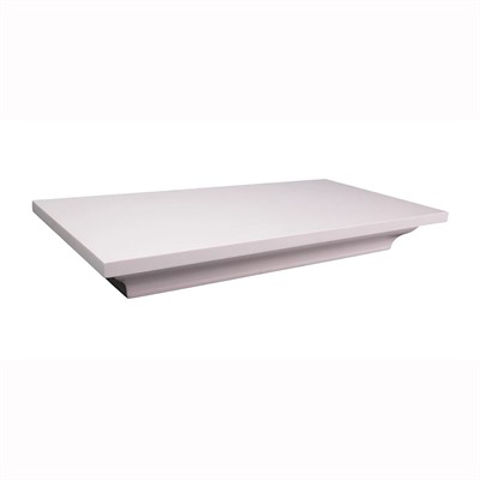 Picture of In Plain Sight Firearm Concealment Shelf White
