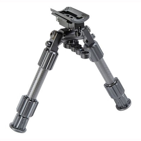 "Picture of AccuMax Premium Carbon Fiber Bipod 6"" - 9"""