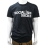 Picture of AmmoMart - Socialism Sucks T-Shirt