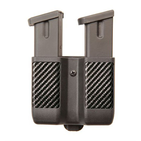 Picture of Double Mag Case Double Stack Black