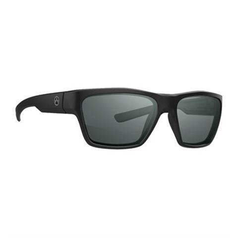 Picture of Pivot Glasses Black Frame/Gry-Grn Lens Polarized