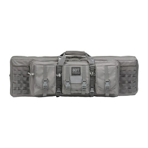 """Picture of BDT Elite Double Tactical Rifle Bag 37"""" Seal Gray"""