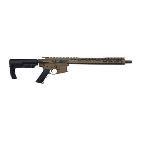 Picture of Burnt Bronze Billet 5.56 Rifle