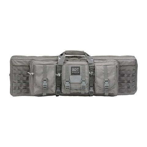 """Picture of BDT Elite Double Tactical Rifle Bag 43"""" Seal Gray"""