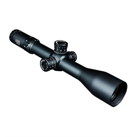 Picture of 2.5-20x50mm FFP Illuminated MGR Reticle Black
