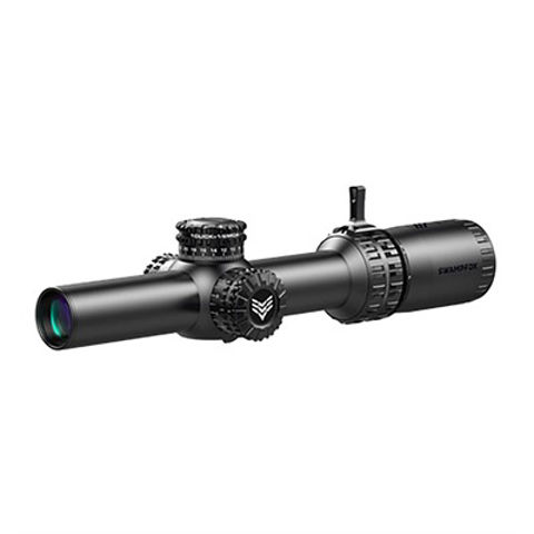 Picture of 1-10x24mm SFP IR Guerrilla Dot MOA Red Reticle Black
