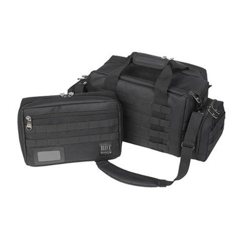 Picture of BDT Tactical XL Molle Range Bag Black
