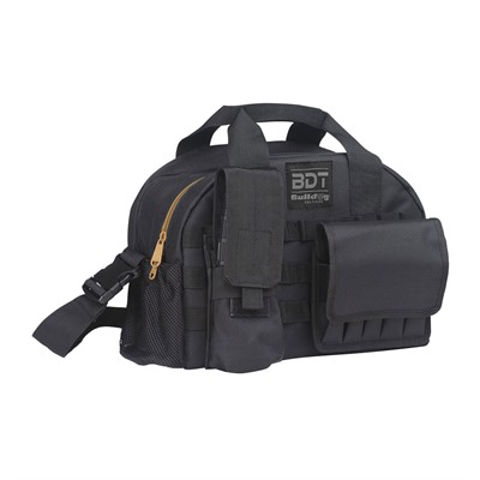 Picture of BDT Tactical Range Bag W/Molle Mag Pouches Black