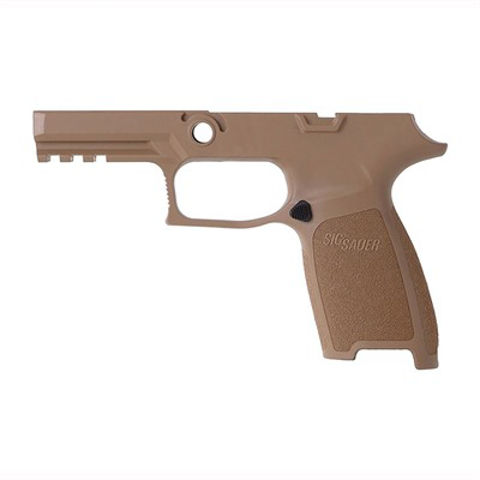 Picture of Sig Sauer P320/250 9/40/357 Carry Med Grip Module Coyote
