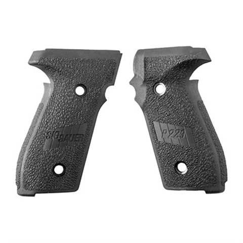 Picture of Sig Sauer P229 Grip Set Black
