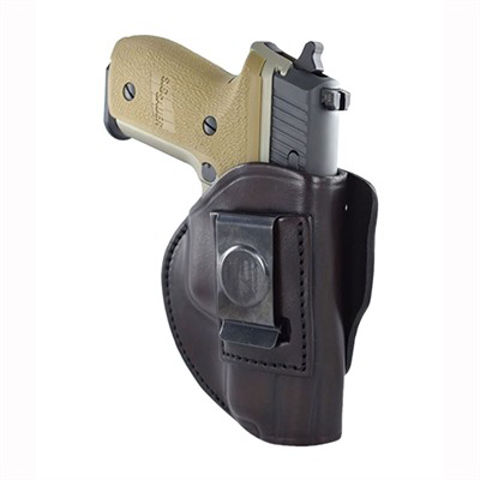 Picture of 4 Way Holster Signature Brown RH Size 4