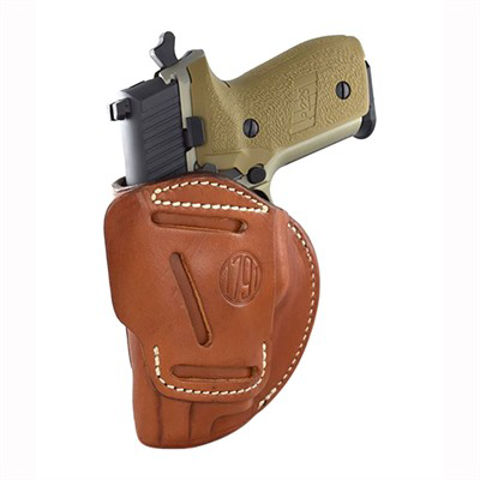 Picture of 4 Way Holster Classic Brown RH Size 4