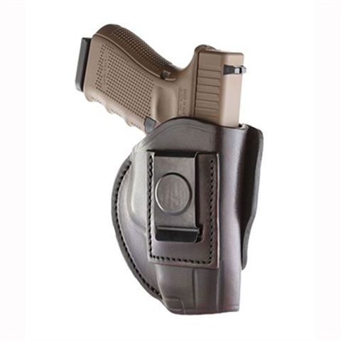 Picture of 4 Way Holster Signature Brown RH Size 5