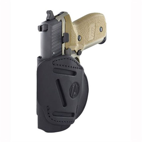 Picture of 4 Way Holster Stealth Black LH Size 4