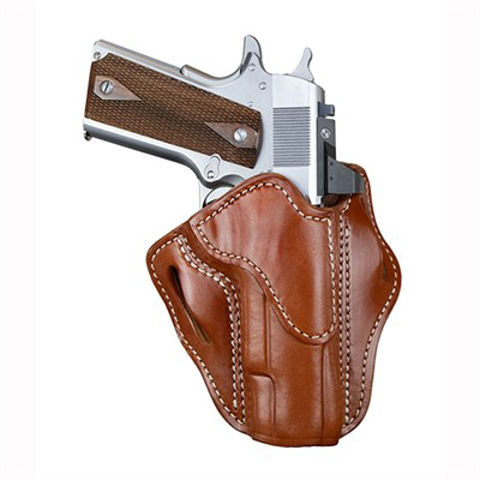 Picture of Optic Ready Belt Holster Classic Brown RH Size 1