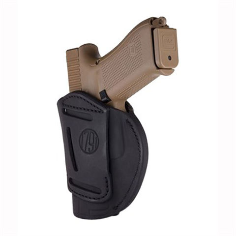 Picture of 4 Way Holster Stealth Black LH Size 5
