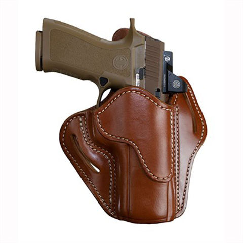 Picture of Optic Ready Belt Holster 2.4 Classic Brown RH