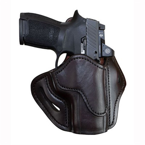 Picture of Optic Ready Belt Holster Compact 2.4S Signature Brown RH