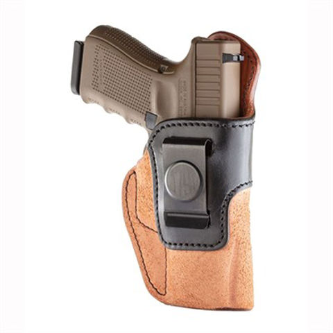 Picture of Rigid Concealment Holster Size 5 Brown on Black RH