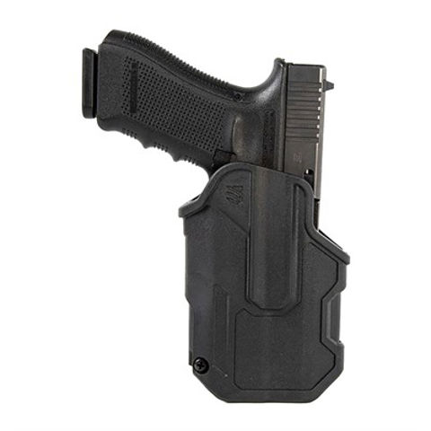 Picture of T-Series L2C Light-Bearing Holster For Glock 20/38 Black