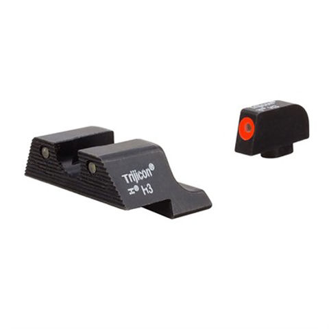 Picture of HD XR Night Sight Set-Glock~ 20,21,30 Orange Front