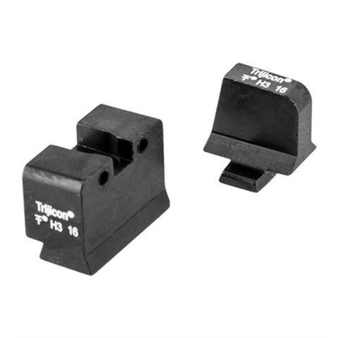 Picture of Night Sight Set, White Front & Rear, Sig Sauer 40S&W/45ACP