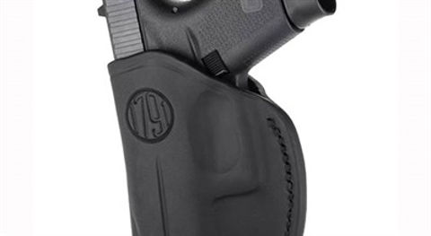 Picture of 2 Way Holster Stealth Black RH Size 1