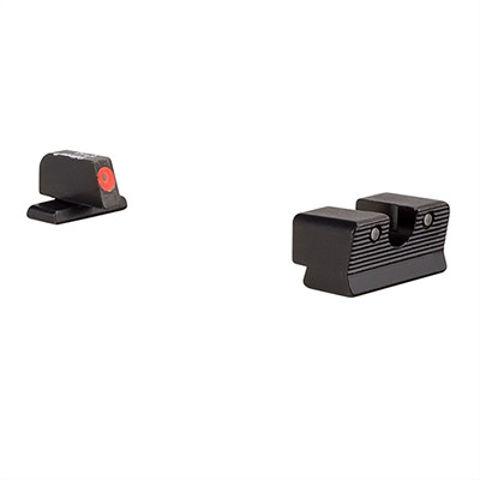 Picture of HD XR Night Sight Set-Sig Sauer 9mm, 357 SIG Orange Front