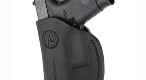 Picture of 2 Way Holster Stealth Black RH Size 2