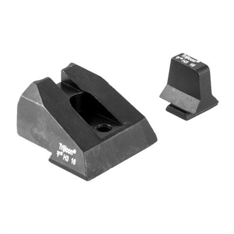 Picture of Night Sight Set, White Front & Rear, Smith & Wesson M&P