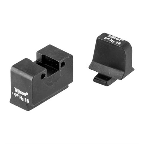Picture of Night Sight Set, White Front & Rear, Springfield XD, XDM