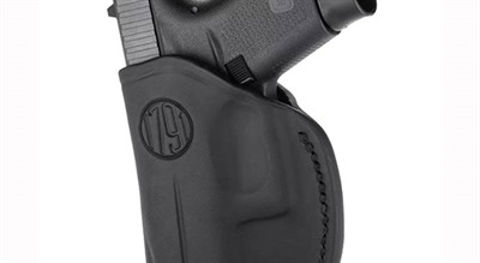 Picture of 2 Way Holster Stealth Black RH Size 4