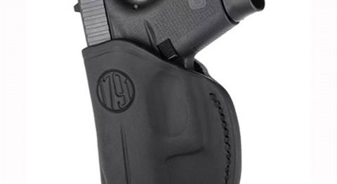 Picture of 2 Way Holster Stealth Black RH Size 5