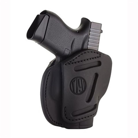 Picture of 3 Way Holster Stealth Black Size 2