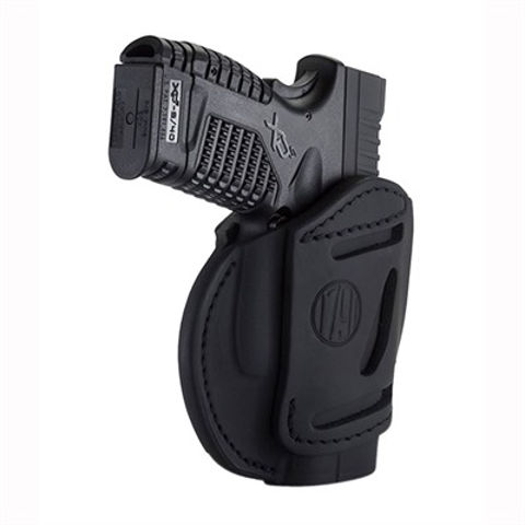 Picture of 3 Way Holster Stealth Black Size 4