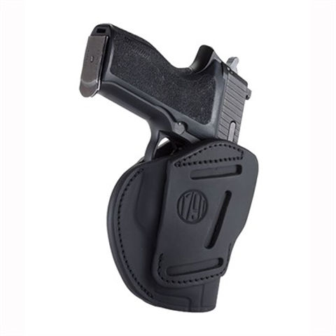 Picture of 3 Way Holster Stealth Black Size 5