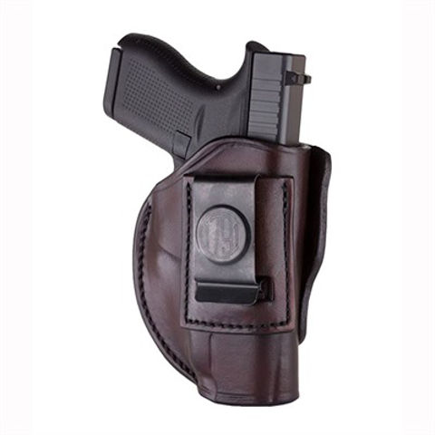 Picture of 4 Way Holster Signature Brown RH Size 1