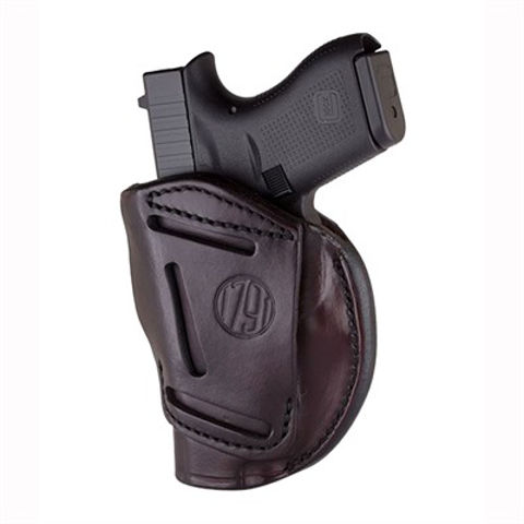 Picture of 4 Way Holster Signature Brown RH Size 2